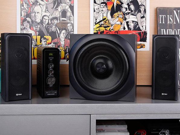 Ratsel Bluetooth Speaker System
