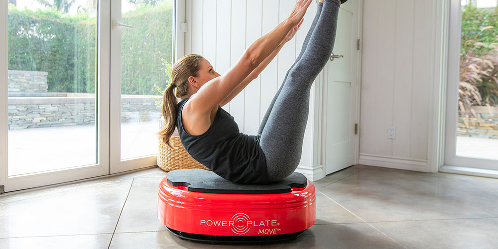 Power Plate® MOVE: Whole Body Vibration Trainer, on sale for $2,545.75 when you use the coupon code at checkout