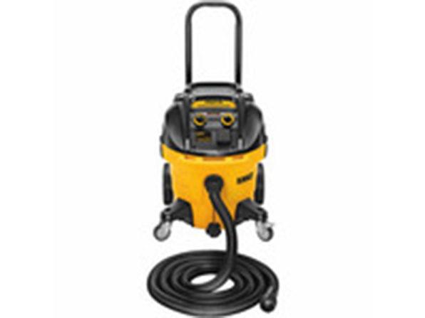 DEWALT DWV012 Wet/Dry Dust Extractor, 10 Gal, 15A
