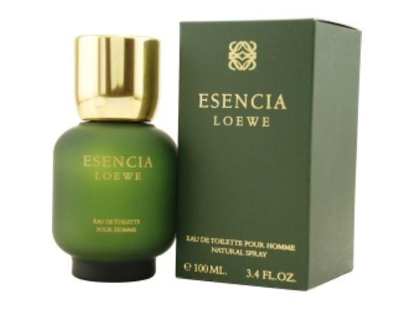 ESENCIA DE LOEWE by Loewe EDT SPRAY 3.4 OZ For MEN - Product Image