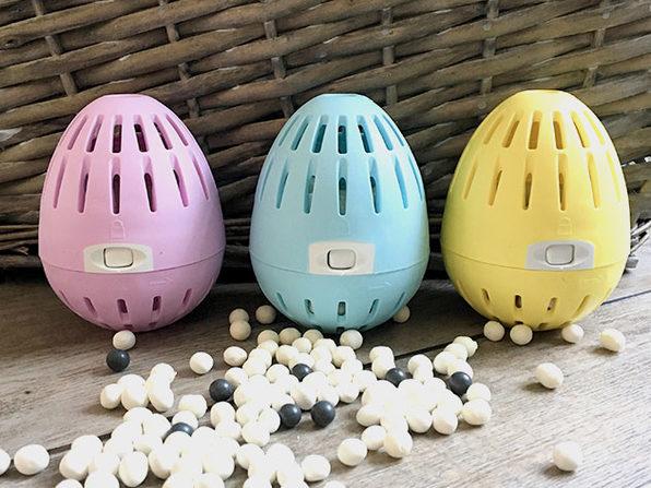 Ecoegg™ Bundle: Laundry Egg + Dryer Egg + Mega Detox Tab (Unscented/2-Pack)