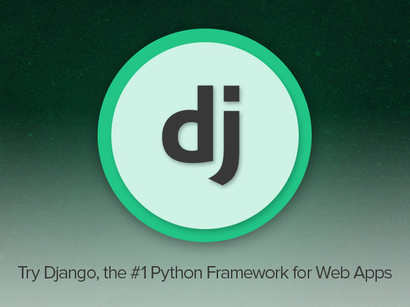 Try Django--Learn the #1 Python Framework for Web Apps - Product Image