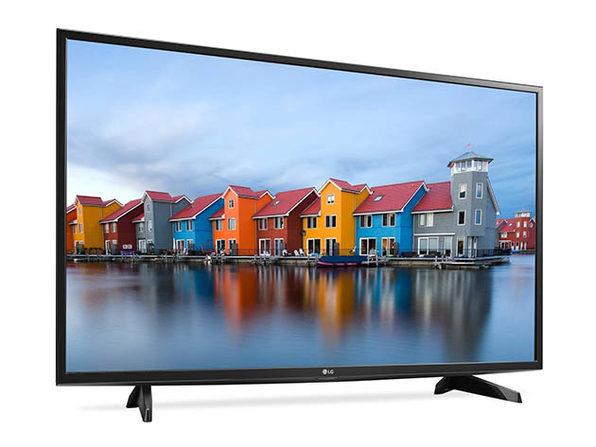 """LG 43"""" 1080p LED Smart HDTV"""