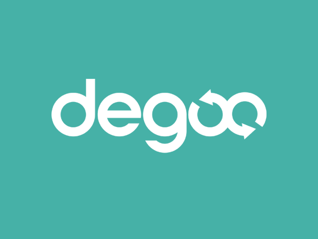 Degoo product shot