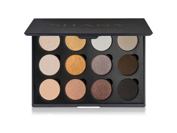 SHANY 12 Color Smoky Eye shadow Palette - SMOKY