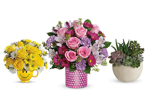 Teleflora Mother's Day Credit: $18 for $40