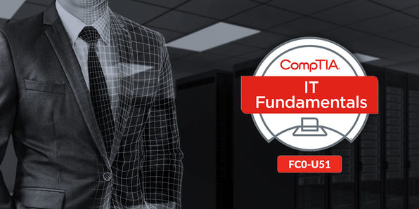 CompTIA IT Fundamentals FC0-U51 - Product Image