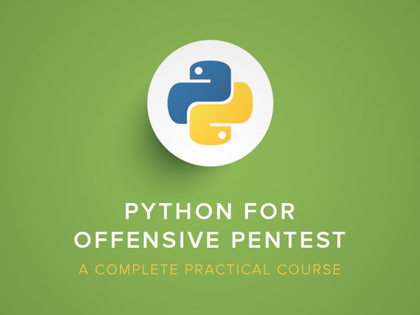 Python For Offensive PenTest: A Complete Practical Course - Product Image