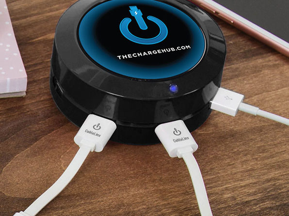 ChargeHub X5: 5-Port USB Charger