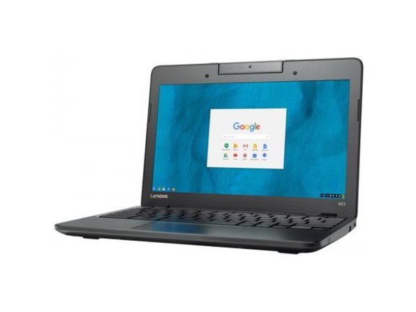 "LENOVO N23 11"" Chromebook, 1.6GHz Intel Celeron, 4GB RAM, 16GB SSD, Chrome (Renewed)"