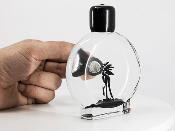 Klock Ferrofluid Liquid Desk Sculpture