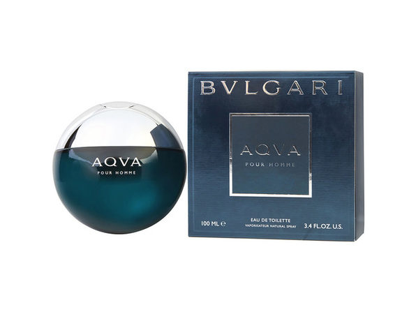 BVLGARI AQUA by Bvlgari EDT SPRAY 3.4 OZ for MEN ---(Package Of 5) - Product Image