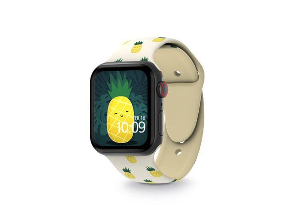 MobyFox 42mm Apple Watch Band (Pineapples)