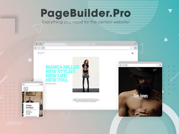 Page Builder Pro Plan: 2-Yr Subscription