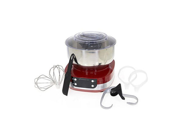 Wolfgang Puck 5-Quart Programmable Universal Mixer Red - Product Image