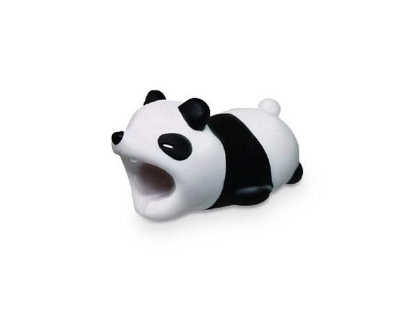 Animal Cord Protector - Panda - Product Image