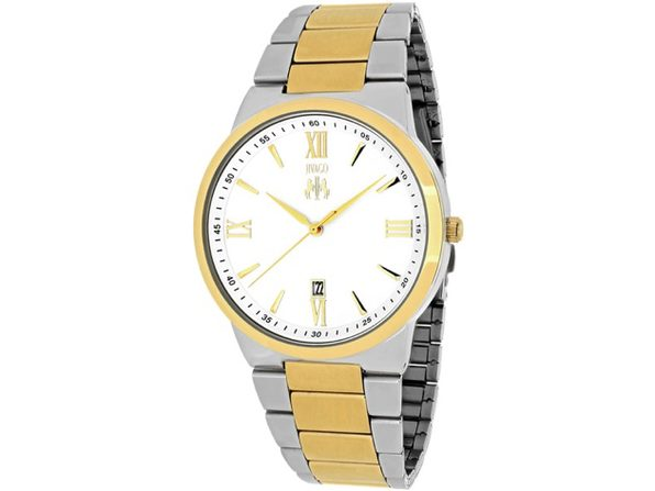 Jivago Men's Clarity Silver Dial Watch - JV3512 - Product Image