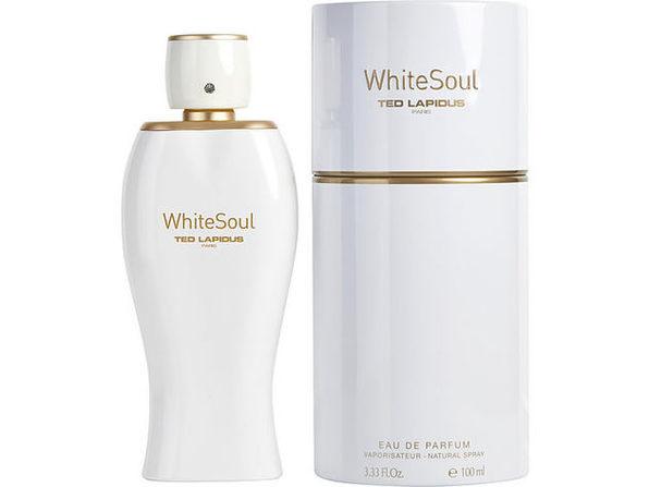 WHITE SOUL by Ted Lapidus EAU DE PARFUM SPRAY 3.4 OZ for WOMEN ---(Package Of 4) - Product Image