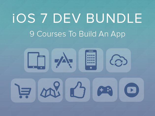 19+ Actionable Hours of Expertise That'll Teach You to Build & Launch Money-Making iOS Apps!