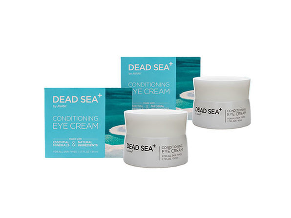 Dead Sea⁺ Conditioning Eye Cream: 2-Pack