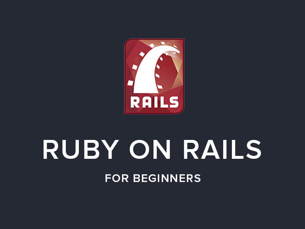 Ruby On Rails for Beginners - Product Image