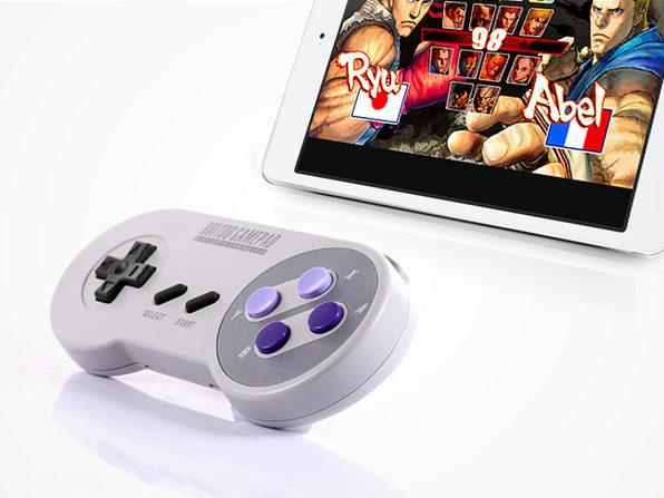 SNES30 Bluetooth Game Controller | Cult of Mac Deals