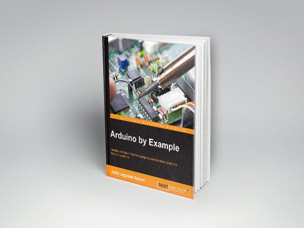 Arduino by Example - Product Image