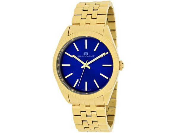 Oceanaut Women's Chique Blue Dial Watch - OC7411 - Product Image