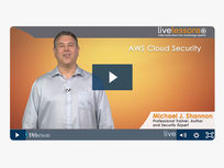 AWS Cloud Security LiveLessons - Product Image