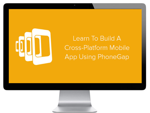 Learn to Build a Cross-Platform Mobile App Using PhoneGap - Product Image