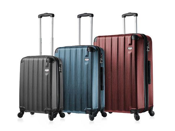 Abruzzo 3-Piece Luggage Sets
