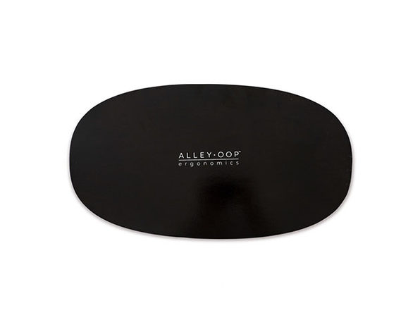 AlleyOOP Wood Rocker Board (Ebony/Large)