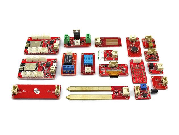 Crowtail NodeMCU Internet of Things Kit