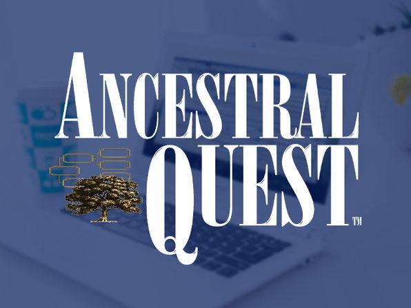Ancestral Quest Genealogy (Windows)