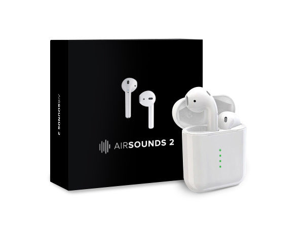 AirSounds 2 True Wireless Earbuds
