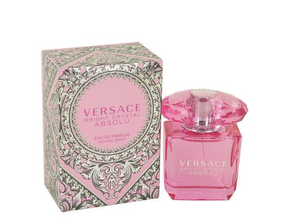 Bright Crystal Absolu by Versace Eau De Parfum Spray 1 oz for Women