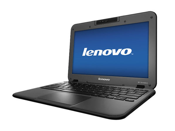 "Lenovo N21 11"" Chromebook 2.1GHz, 4GB RAM, 16GB Drive (Refurbished)"