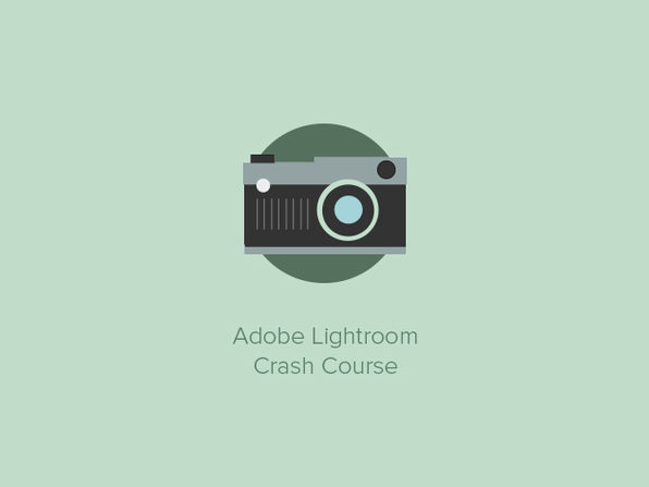 Adobe Lightroom Crash Course - Product Image