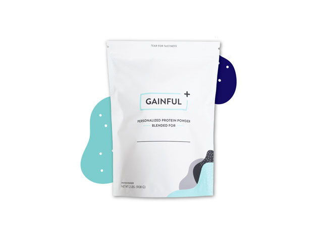 Get started on your Gainful Personalized Protein Powder Subscription today