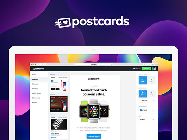 Postcards Business Plan: 1-Yr Subscription