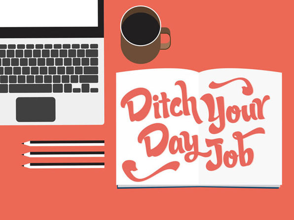 Ditch Your Day Job with Michelle Ward