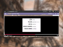 Transparent Language Learning (French) - Product Image