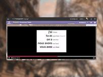 Transparent Language Learning (French) - Product Image