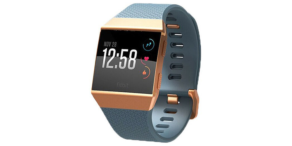 Fitbit Ionic GPS Fitness Smartwatch, on sale for $169.99 (32% off)