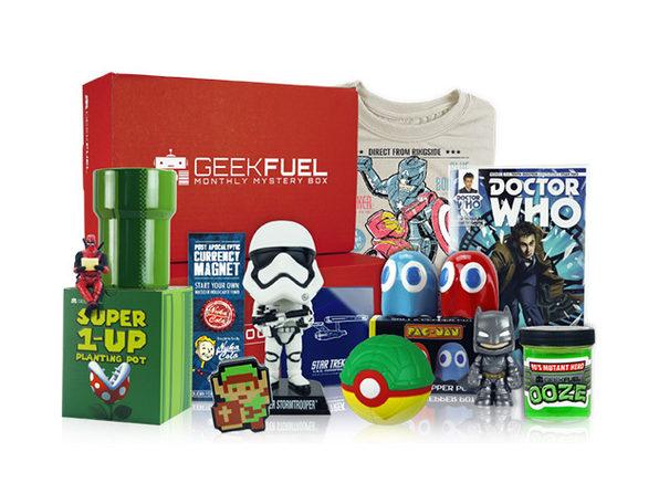 Geek Fuel Mega Pack - Product Image