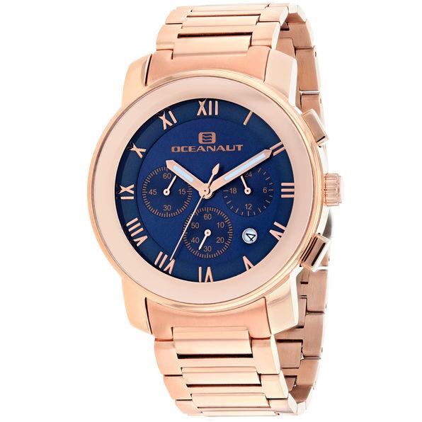 Oceanaut Men's Riviera Blue Dial Watch - OC0335