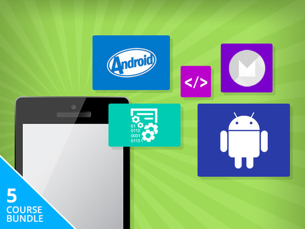 The Comprehensive Android Development Bundle