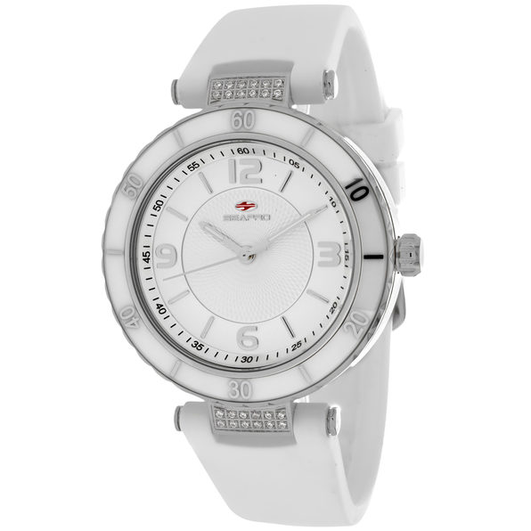 Seapro Women's Seductive Silver Dial Watch - SP6410