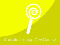 Android Lollipop Complete Development Course - Product Image