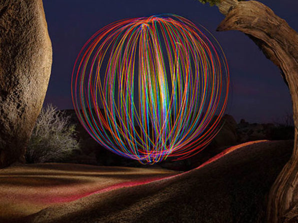Light Painting for Beginners with Ben Willmore